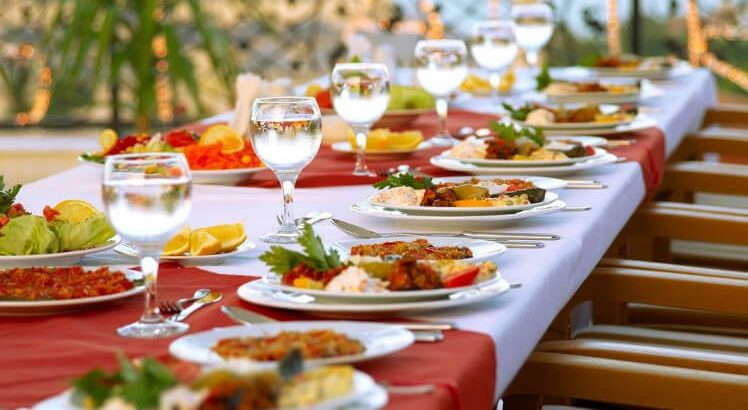 Where to get the best Catering Services for the Wedding