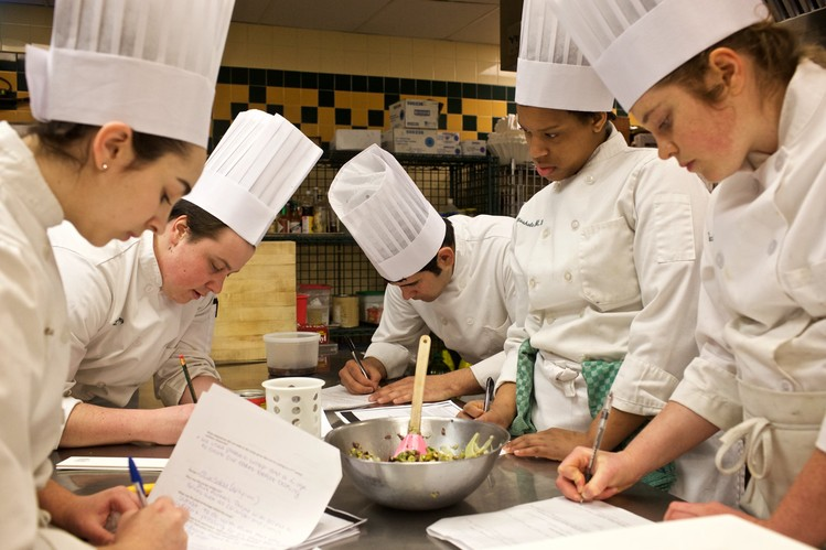 How to Find the Best Cooking School